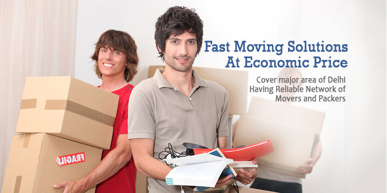 Interstate Packers and Movers Delhi
