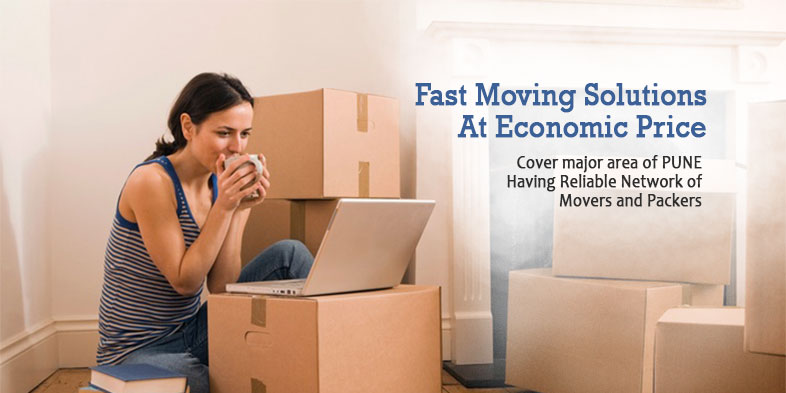 Interstate Packers and Movers in Pune